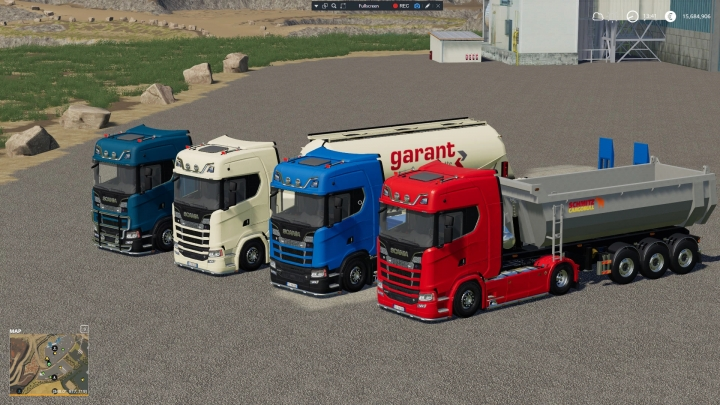 FS19 - Scania S580 V8 V2.1