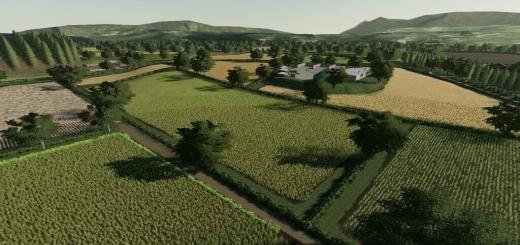 Photo of FS19 – Somerset Farms V1.1.1