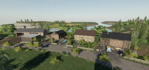 Photo of FS19 – Spectacle Island V1.0
