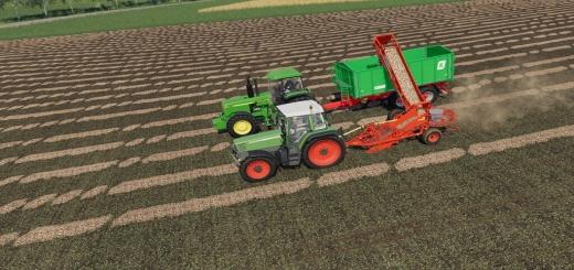 Photo of FS19 – Sugar Beet Harvester Pack V1.0