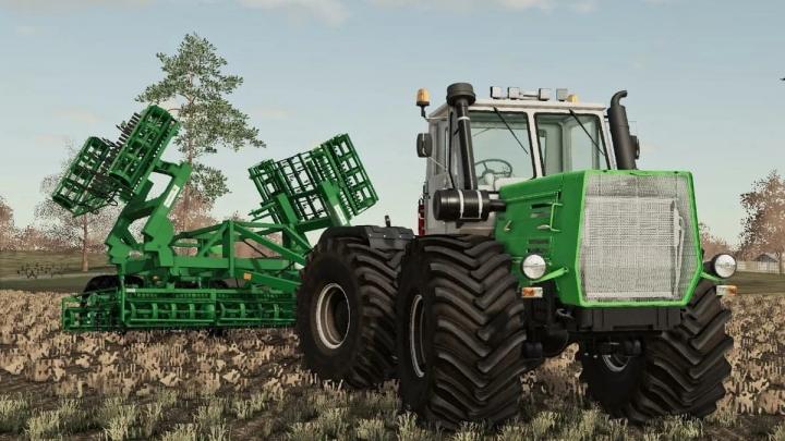 FS19 - T-150K Custom Build Edit V1