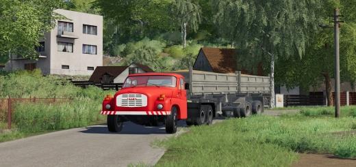 Photo of FS19 – Tatra 148 Nt V1.0