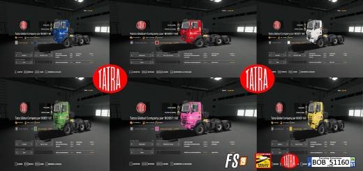 Photo of FS19 – Tatra Global Company V1.0