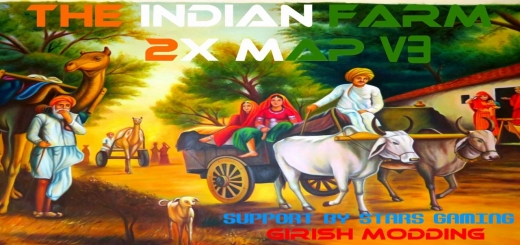 Photo of FS19 – The Indian Farm V3.0