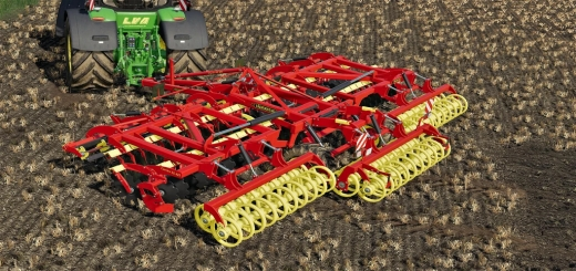 Photo of FS19 – Vaderstad Carrier Xl 825 V1.1