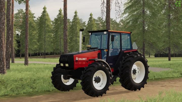 FS19 - Valmet 655 V1.0