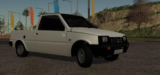 Photo of FS19 – Vaz Pickup V1.0