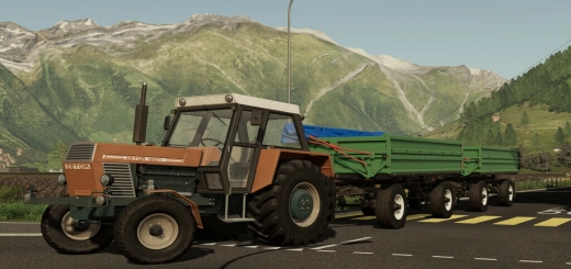 Photo of FS19 – Zetor Crystal 12011 V2.0