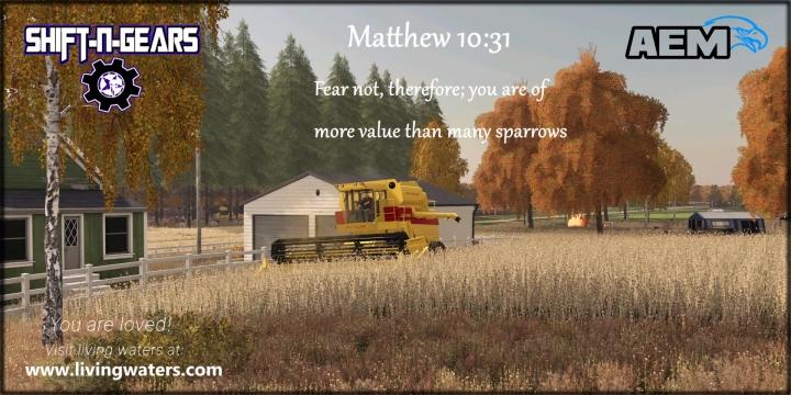 FS19 - Aem Cherokee Valley V1.0