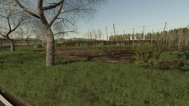 FS19 - Agrospol Map V1.0.0.8