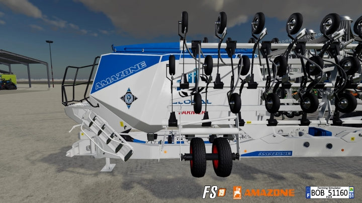 FS19 - Amazone Condor Gc 15001