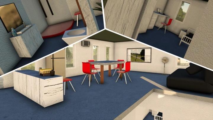 FS19 - American Richport House V1.0