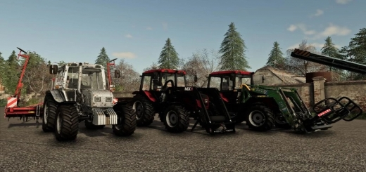 Photo of FS19 – Belarus 952.4 V2.0