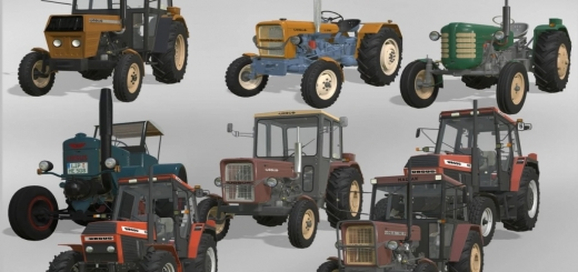 Photo of FS19 – Big Ursus Pack V1.0