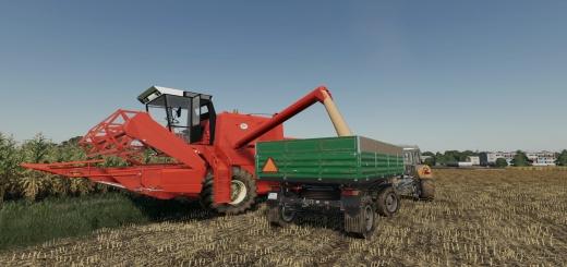 Photo of FS19 – Bizon Zo 56 Harvester V1.0
