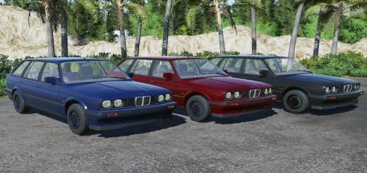 Photo of FS19 – Bmw E30 Touring V1.2