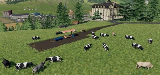 Photo of FS19 – Brazilian Open Cow Pasture V1.0