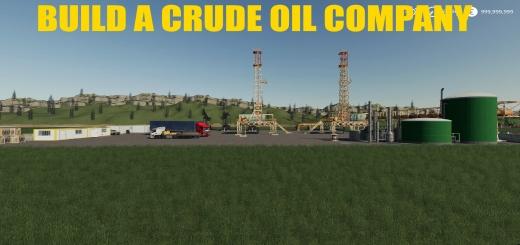 Photo of FS19 – Build A Crude Oil Company V1.0