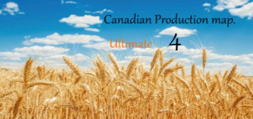 Photo of FS19 – Canadian Production Ultimate V4.0