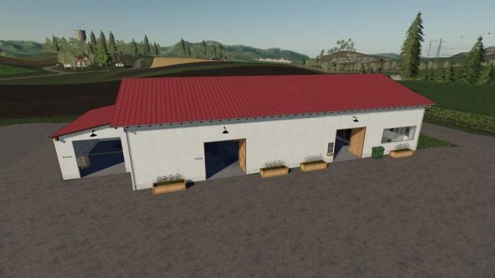 FS19 - Chicken Farm With Gc V1.3