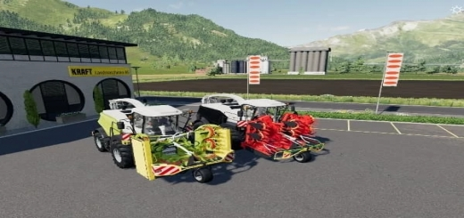 Photo of FS19 – Claas Pack V1.0