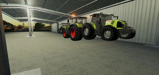 Photo of FS19 – Claas The Demonstration V1.0