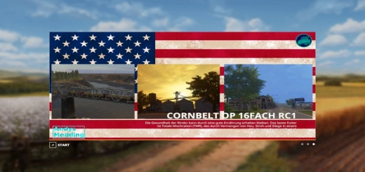 Photo of FS19 – Cornbelt 16X Without Productions V1.0-Rc1
