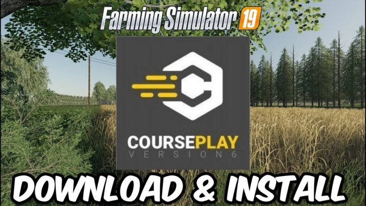 FS19 - Courseplay V6.03.00058