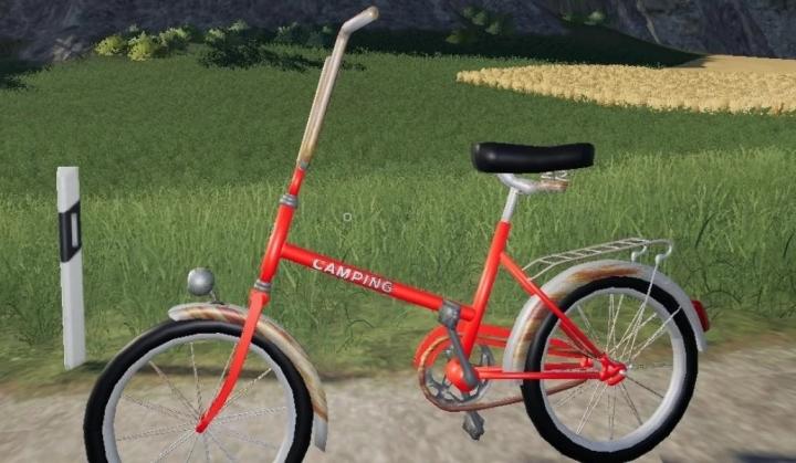 FS19 - Cyklisticky Bealicek Vip V1.0