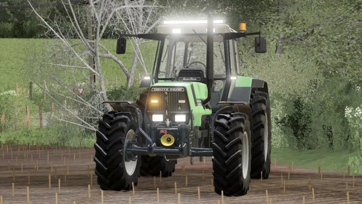 FS19 - Deutz Agrostar 661 V1.0