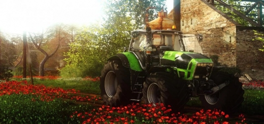 Photo of FS19 – Deutz-Fahr Agrotron X720 V1.0