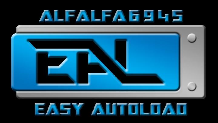 FS19 - Easyautoload V1.1.3