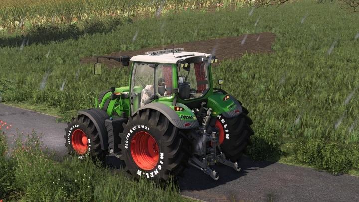 FS19 - Fendt 500 S4 Vario V1.0