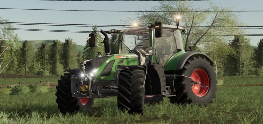 Photo of FS19 – Fendt 700 Scr