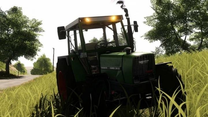 FS19 - Fendt Farmer 30X Edit V1.0