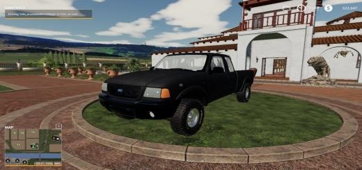 Photo of FS19 – Ford 2011 Ranger V1.0