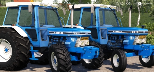 Photo of FS19 – Ford 5610 2Wd/4Wd V1.0