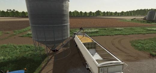 Photo of FS19 – Gsi Grain Storage Silo (Gtx Script Version) V1.0