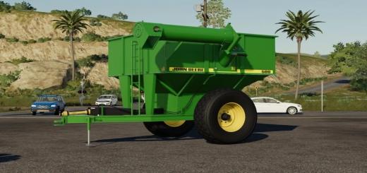 Photo of FS19 – John Deere 500 Graint Cart V1.0