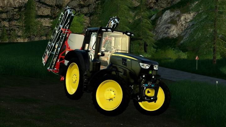 FS19 - John Deere 6M Series V3.1