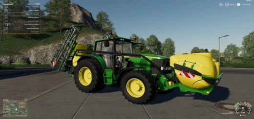 Photo of FS19 – John Deere Sprayer Pack V1.2