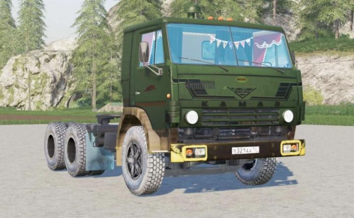 FS19 - Kamaz 5410 V2.0