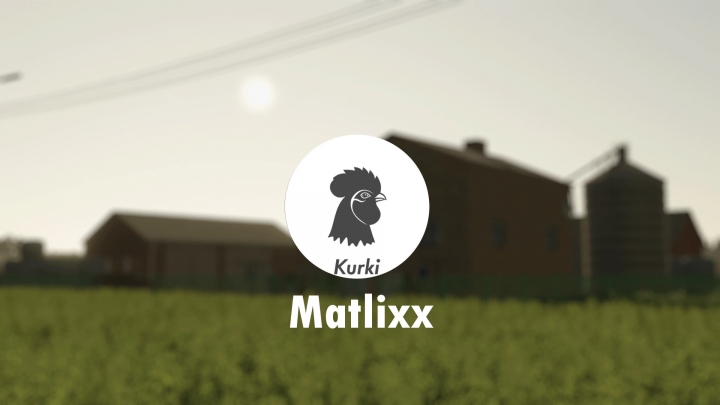 FS19 - Kurki Map V1.0