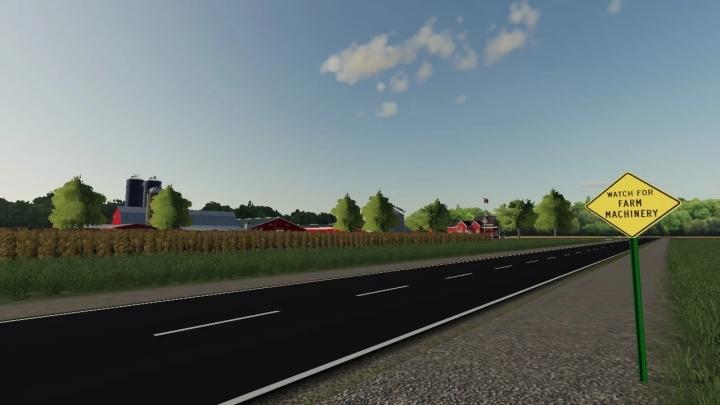 FS19 - Legacy Town Map V3.0