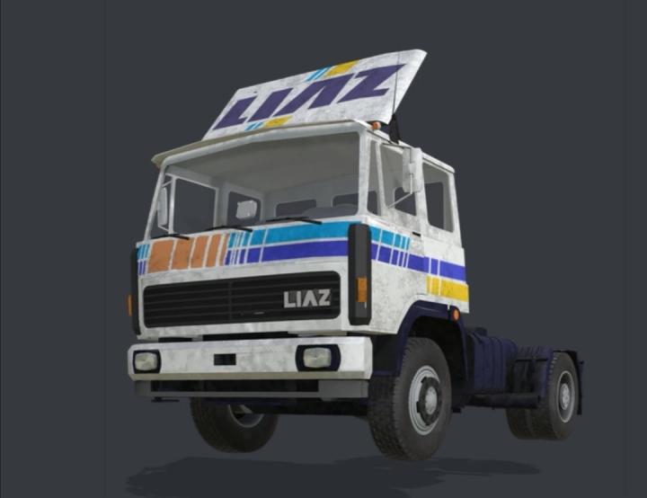 FS19 - Liaz 150 Tahac V2.0