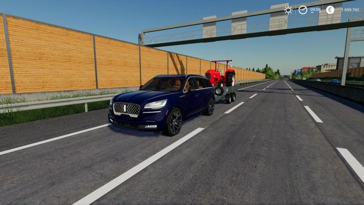 FS19 - Lincoln Aviator 2020 V1.0