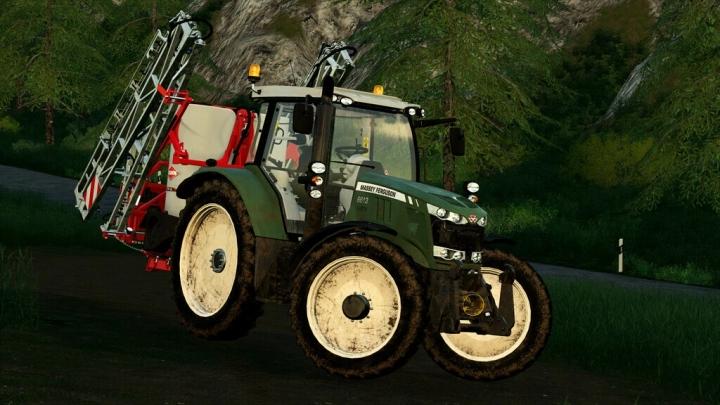 FS19 - Massey-Ferguson 6600 V2.0.1.0