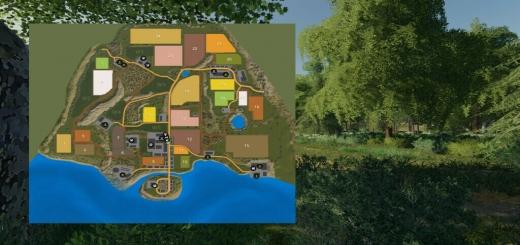Photo of FS19 – Merlot Map V1.0.0.2