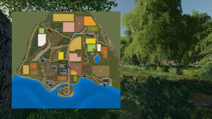 FS19 - Merlot Map V1.0.0.2