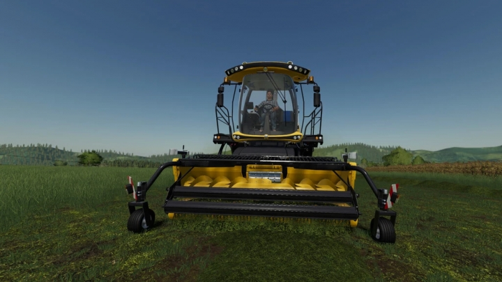 FS19 - New Holland 380 Fp V1.0